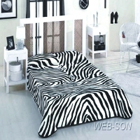 "Полосатый плед ""Zebra 2"" Tomilon"