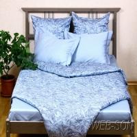 """Белье для кровати """"Blue hotel 3"""" Balimena"""