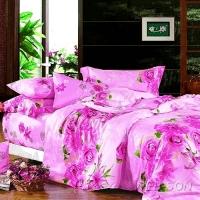 """Бордовое постельное белье """" Pink Pears EL"""""""