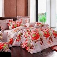 Дешевое постельное белье сатин