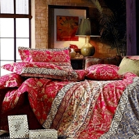 """Постельное белье 2 спального размера """"Taj Mahal 1"""""""