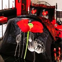 """Постельное белье с фотографией """"Roksana"""" евро Prima Casa"""