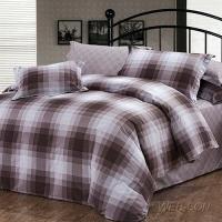 """Постельное белье для широкой кровати """"Greys 2"""" сатин"""