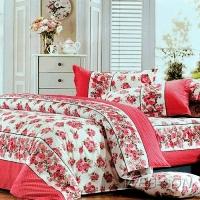 """Текстиль для кровати """"Mirando XL"""" сатин Дуэт"""