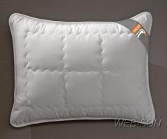 """Белая подушка """"Terapia P"""" микрофибра Penelope"""