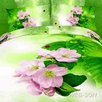 Зеленое белье