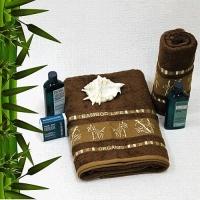 """Большие полотенца """"Organic"""" Mariposa, Турция"""