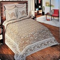 Гобеленовое покрывало на кровать