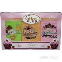 "Кухонные наборы полотенец ""Cake House"" Турция"