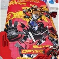 """Постельное белье с трансформерами """"Transformer"""" 1.5 хлопок"""
