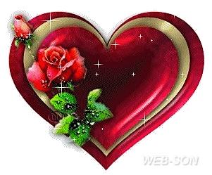 Подарок для любимых в предверии дня всех влюбленных.