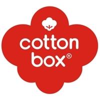 Эмблема турецкорй компании производителя текстиля Cotton Box