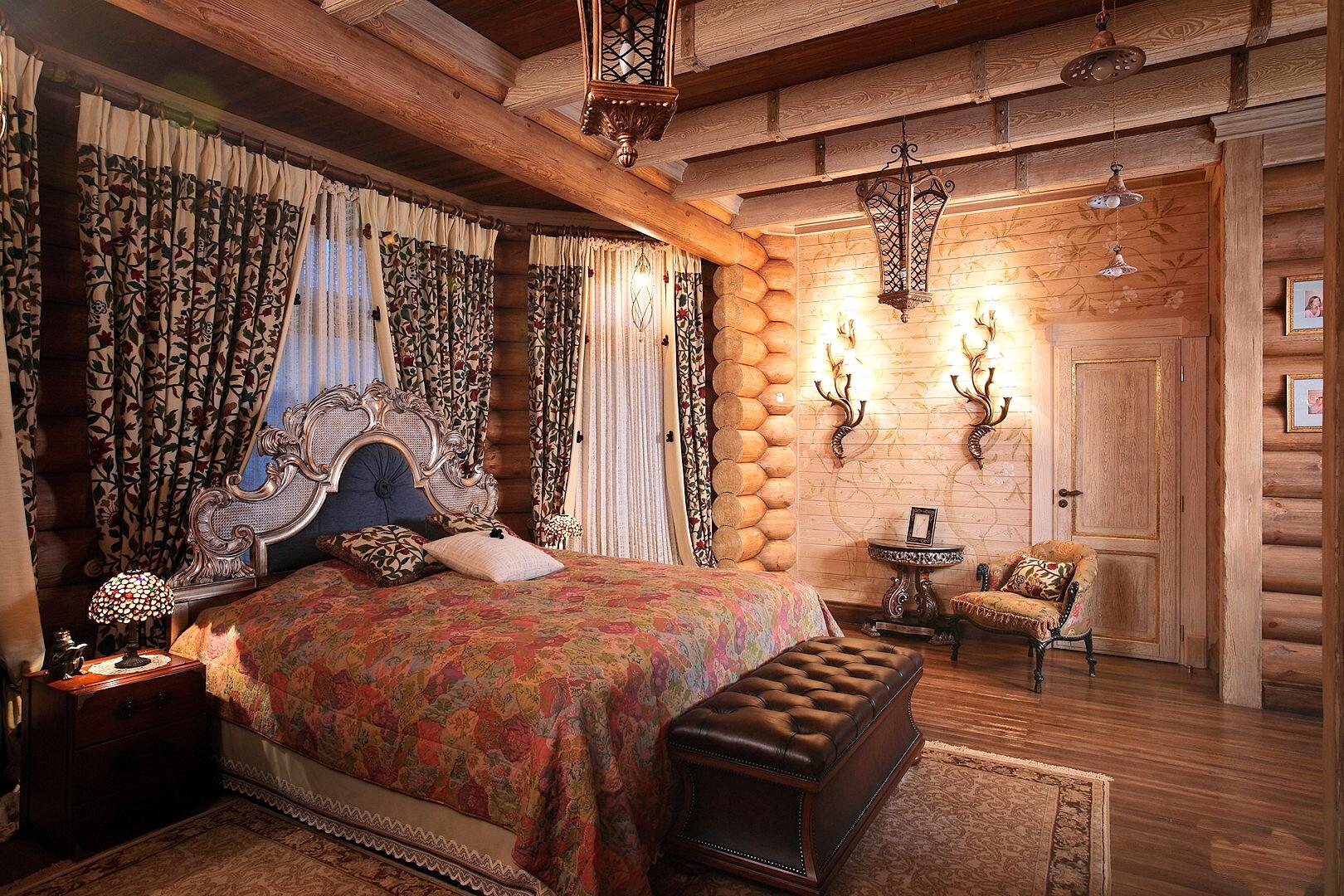 Русский стиль в интерьере квартиры или дома