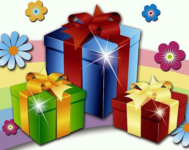 Акцмя предоставления весенних подарков