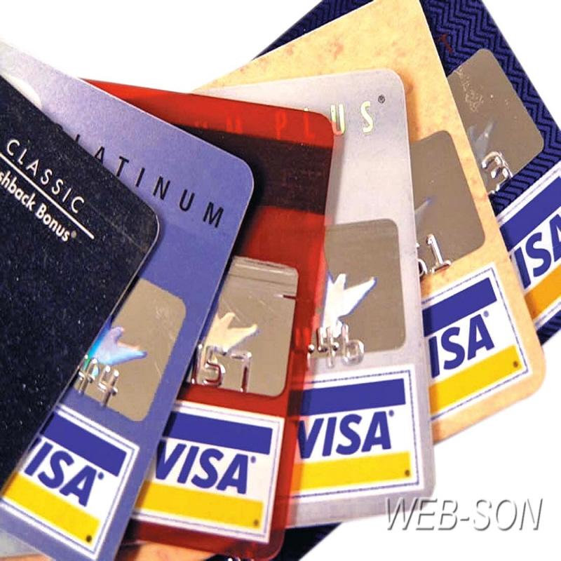 Товары по предоплате. Оплата по кредитным и дебетовым картам.